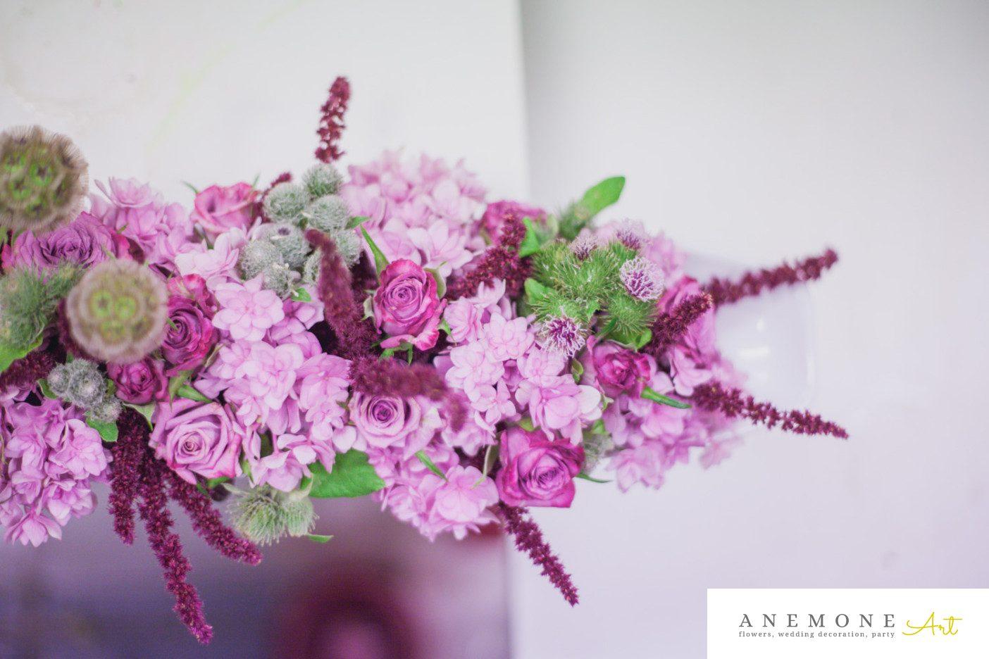 Poza, foto cu Flori de nunta decor masa, roz in Arad, Timisoara, Oradea (wedding flowers, bouquets) nunta Arad, Timisoara, Oradea