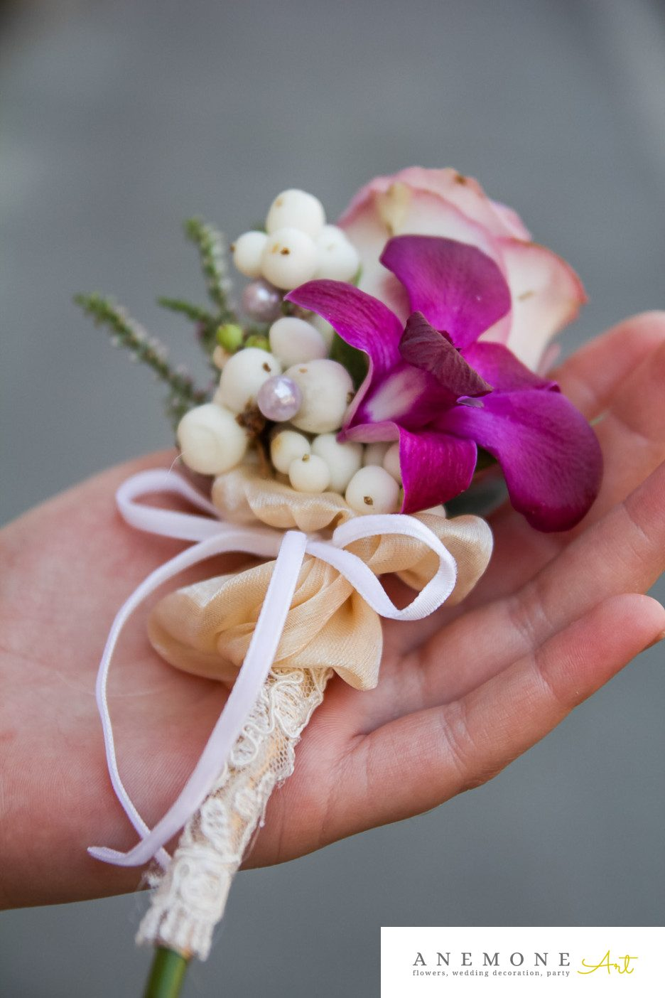 Poza, foto cu Flori de nunta cocarda, mire in Arad, Timisoara, Oradea (wedding flowers, bouquets) nunta Arad, Timisoara, Oradea