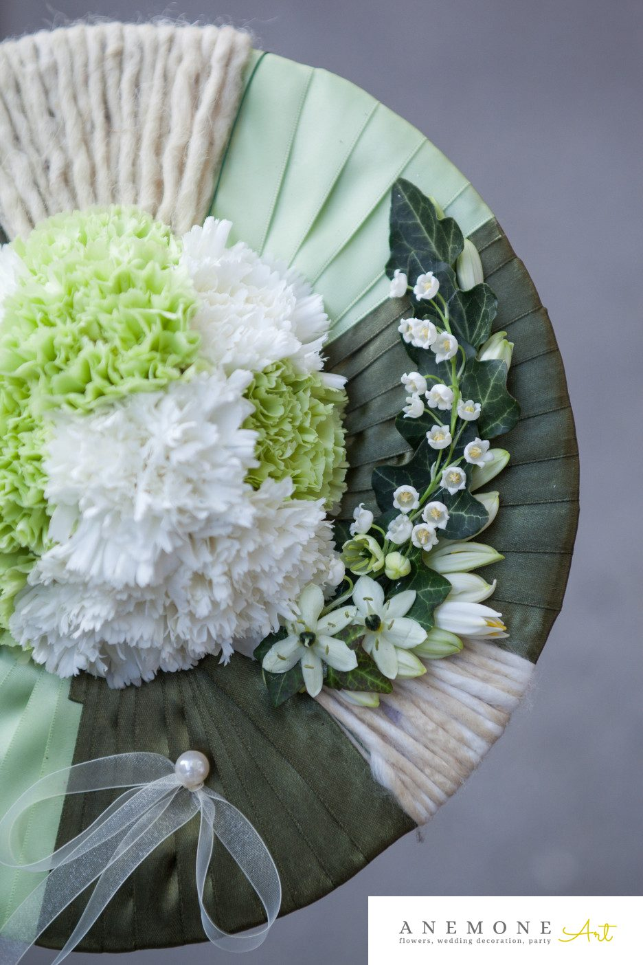 Poza, foto cu Flori de nunta lacramioare, pernita verighete in Arad, Timisoara, Oradea (wedding flowers, bouquets) nunta Arad, Timisoara, Oradea