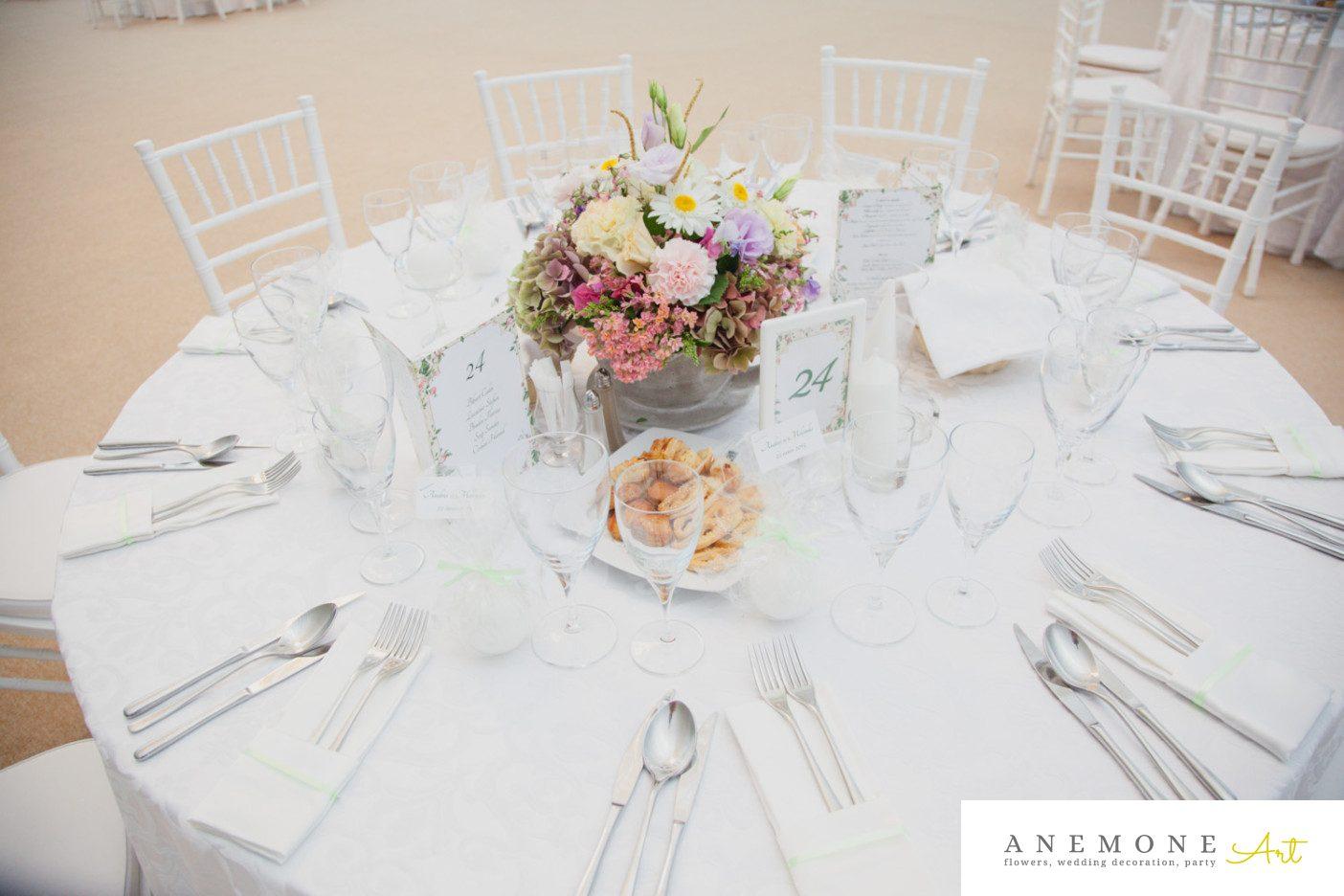 Poza, foto cu Flori de nunta decor masa, multicolor in Arad, Timisoara, Oradea (wedding flowers, bouquets) nunta Arad, Timisoara, Oradea
