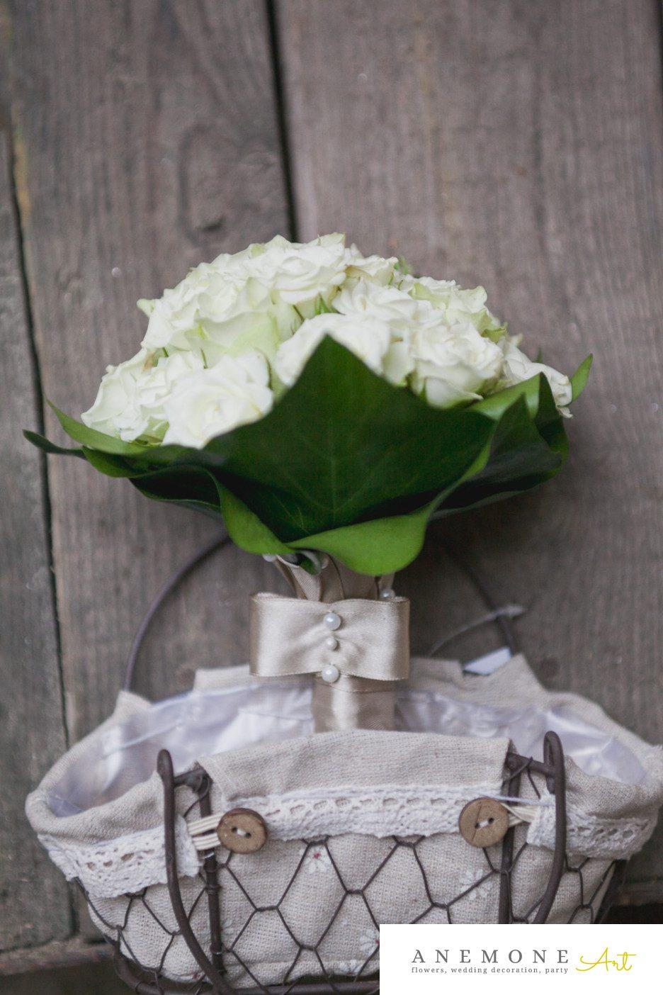 Poza, foto cu Flori de nunta buchet mireasa, crengi, legat, portocaliu, toamna in Arad, Timisoara, Oradea (wedding flowers, bouquets) nunta Arad, Timisoara, Oradea