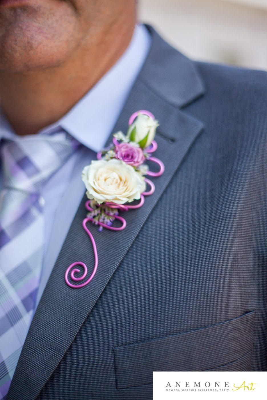 Poza, foto cu Flori de nunta cocarda, crem, mini-rosa, roz in Arad, Timisoara, Oradea (wedding flowers, bouquets) nunta Arad, Timisoara, Oradea