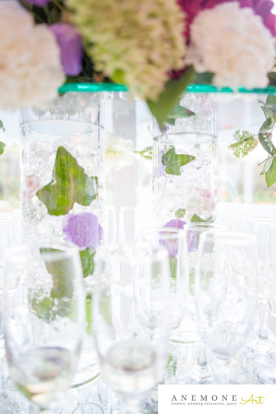 Poza, foto cu Flori de nunta decor sala in Arad, Timisoara, Oradea (wedding flowers, bouquets) nunta Arad, Timisoara, Oradea