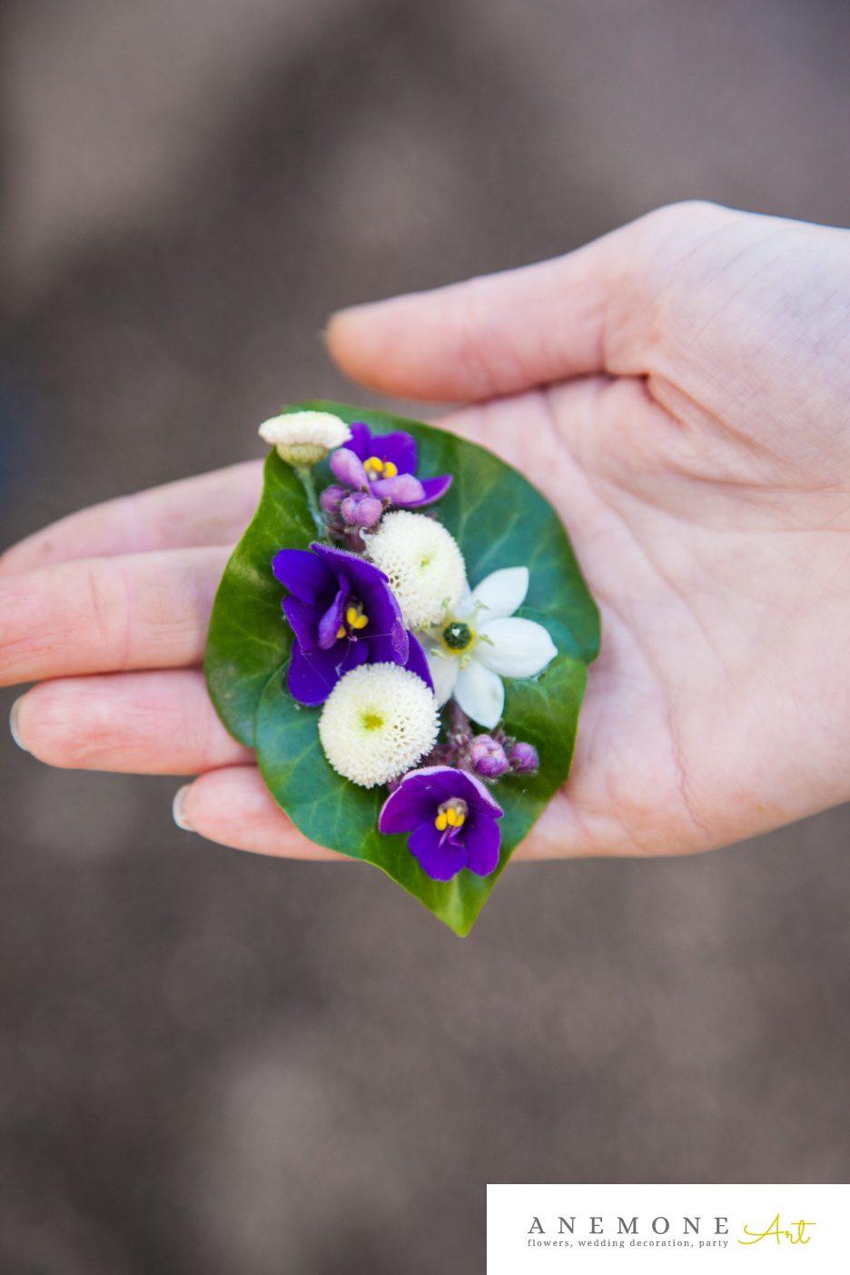 Poza, foto cu Flori de nunta cocarda, mov in Arad, Timisoara, Oradea (wedding flowers, bouquets) nunta Arad, Timisoara, Oradea