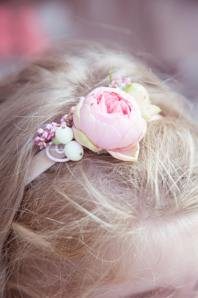 Poza, foto cu Flori de nunta aranjament par, roz, trandafiri englezesti in Arad, Timisoara, Oradea (wedding flowers, bouquets) nunta Arad, Timisoara, Oradea