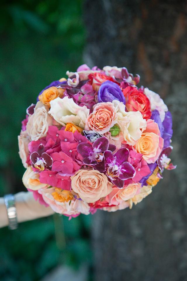 Poza, foto cu Flori de nunta buchet mireasa, hortensia in Arad, Timisoara, Oradea (wedding flowers, bouquets) nunta Arad, Timisoara, Oradea