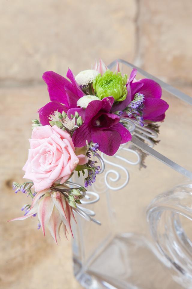 Poza, foto cu Flori de nunta bratara, dendrobium, mini-rosa, orhidee in Arad, Timisoara, Oradea (wedding flowers, bouquets) nunta Arad, Timisoara, Oradea