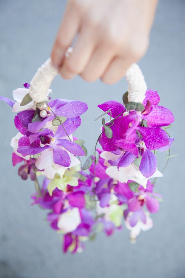 Poza, foto cu Flori de nunta buchet mireasa, orhidee in Arad, Timisoara, Oradea (wedding flowers, bouquets) nunta Arad, Timisoara, Oradea