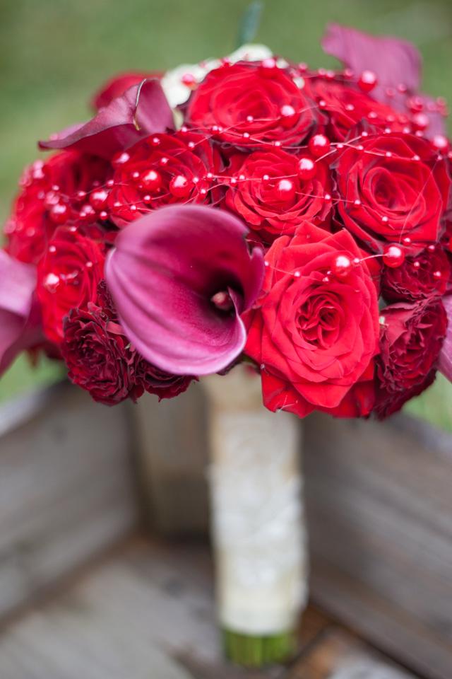 Poza, foto cu Flori de nunta buchet mireasa, calla in Arad, Timisoara, Oradea (wedding flowers, bouquets) nunta Arad, Timisoara, Oradea