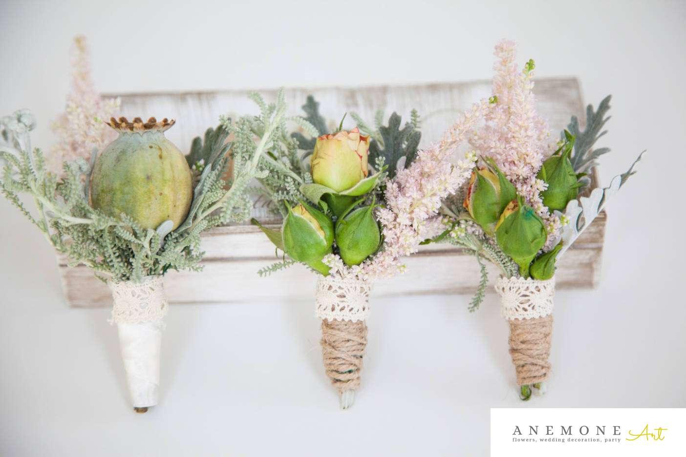 Poza, foto cu Flori de nunta astilbe, cocarda, mac, mini-rosa, vintage in Arad, Timisoara, Oradea (wedding flowers, bouquets) nunta Arad, Timisoara, Oradea