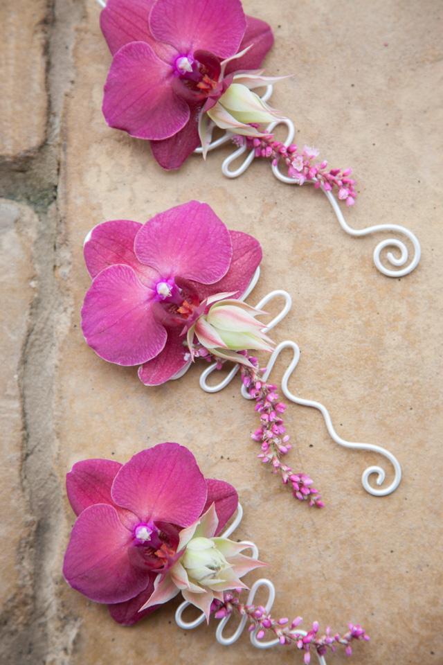 Poza, foto cu Flori de nunta cocarda, orhidee, phalaenopsis in Arad, Timisoara, Oradea (wedding flowers, bouquets) nunta Arad, Timisoara, Oradea