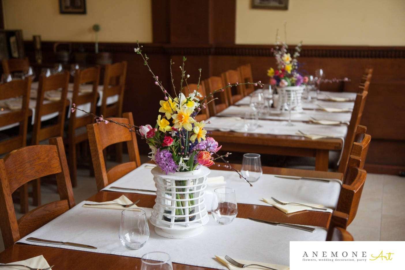 Poza, foto cu Flori de nunta decor masa, restaurant ratio in Arad, Timisoara, Oradea (wedding flowers, bouquets) nunta Arad, Timisoara, Oradea