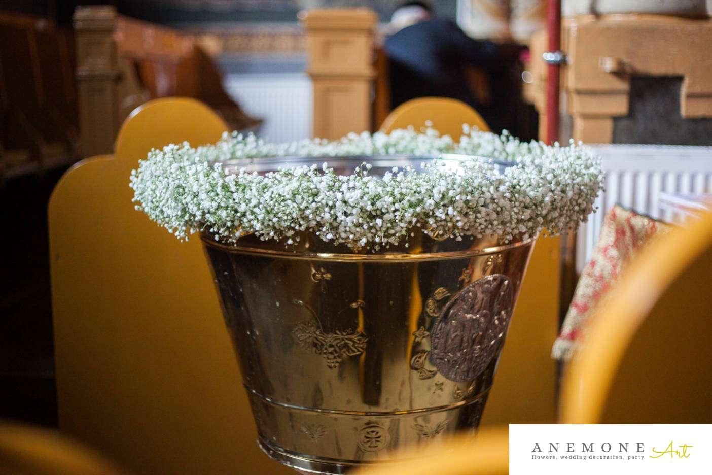 Poza, foto cu Flori de nunta cristelnita in Arad, Timisoara, Oradea (wedding flowers, bouquets) nunta Arad