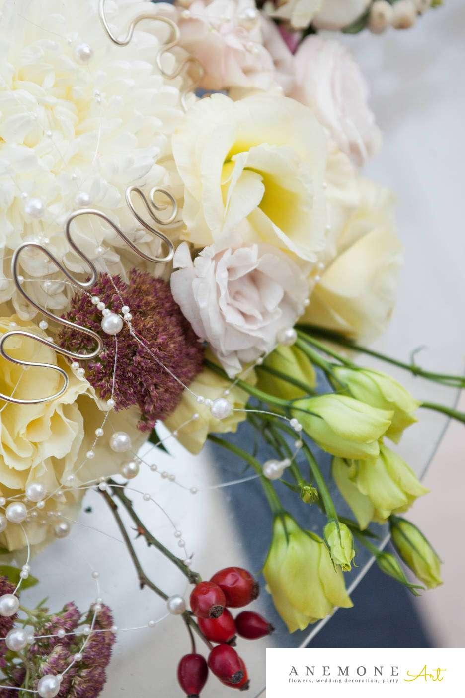 Poza, foto cu Flori de nunta decor colt photo, decor sala in Arad, Timisoara, Oradea (wedding flowers, bouquets) nunta Arad, Timisoara, Oradea