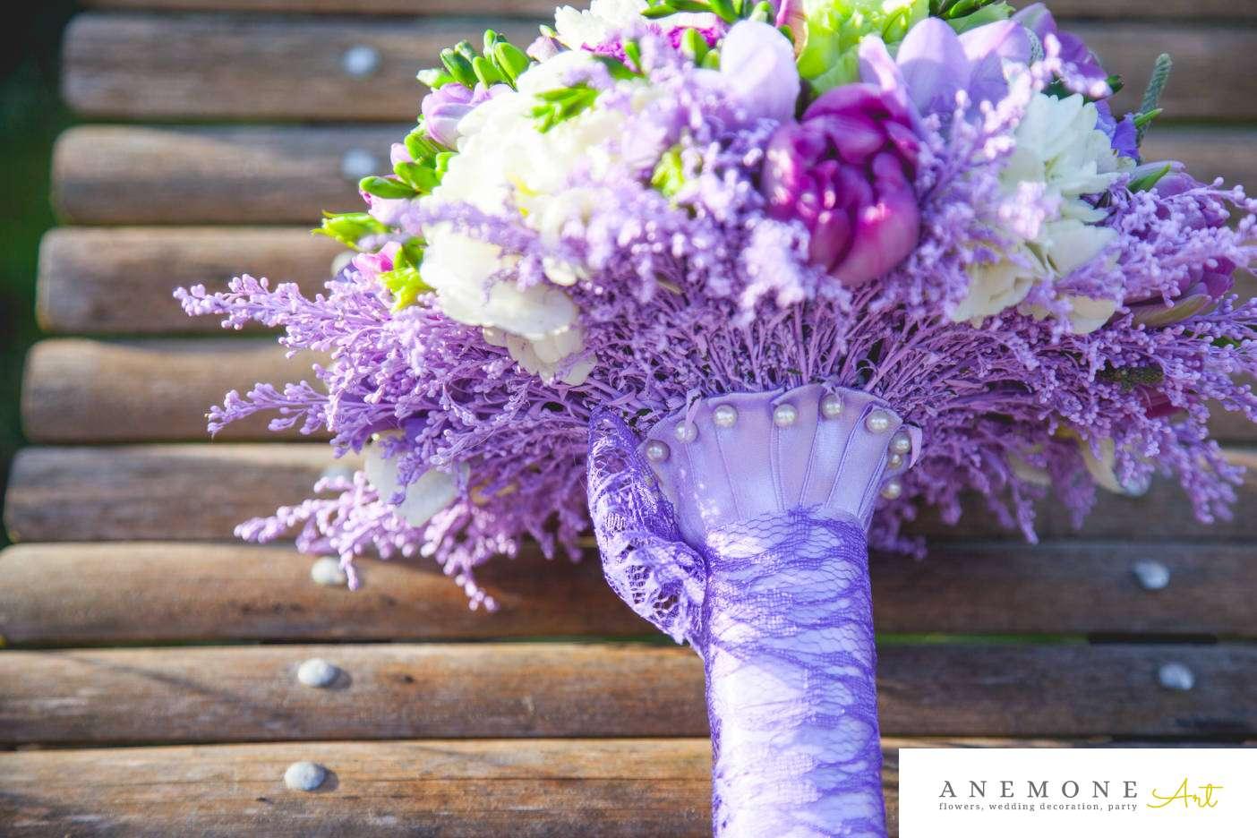 Poza, foto cu Flori de nunta buchet mireasa, frezii, lalele, maner buchet in Arad, Timisoara, Oradea (wedding flowers, bouquets) nunta Arad, Timisoara, Oradea