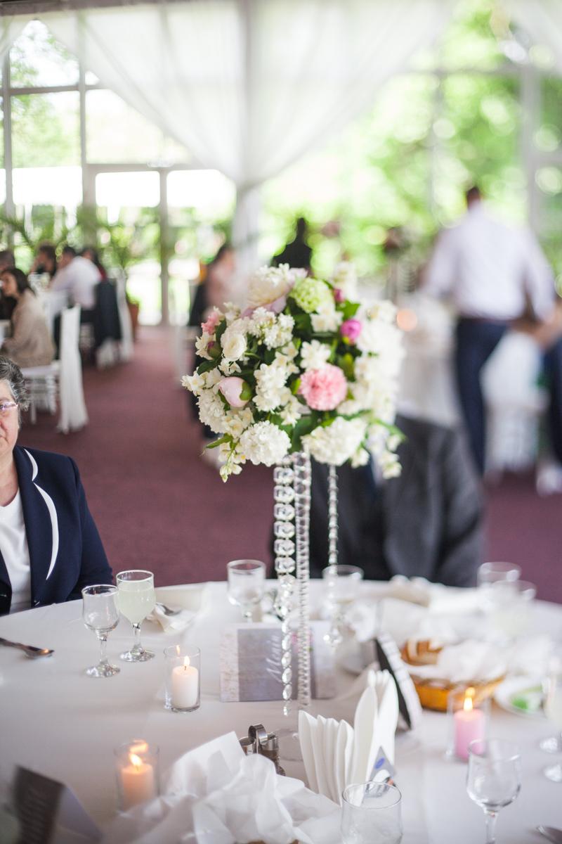 Poza, foto cu Flori de nunta cristale, decor masa in Arad, Timisoara, Oradea (wedding flowers, bouquets) nunta Arad, Timisoara, Oradea