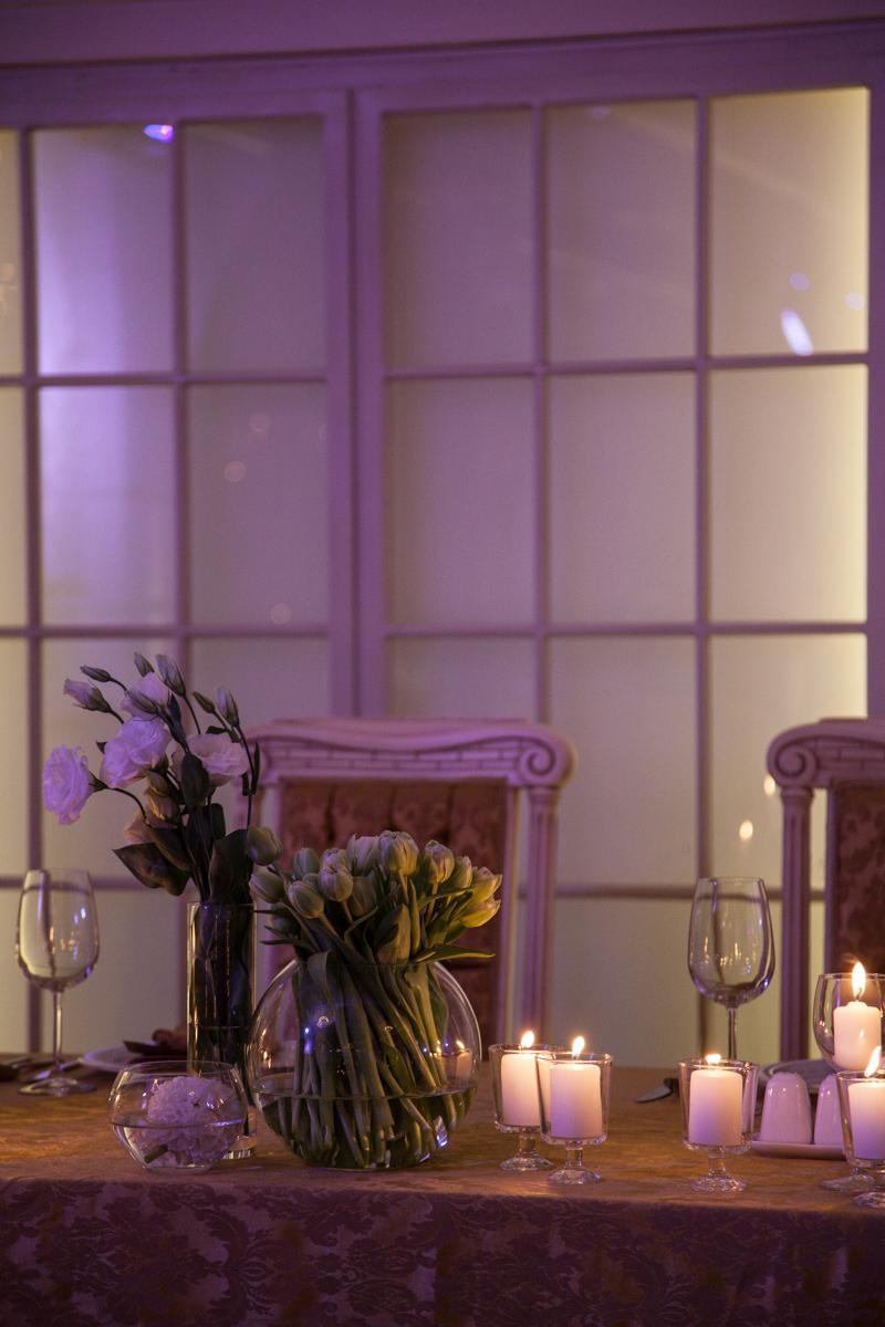Poza, foto cu Flori de nunta hortensia, lalele, lisianthus, prezidiu, vila carol in Arad, Timisoara, Oradea (wedding flowers, bouquets) nunta Arad, Timisoara, Oradea