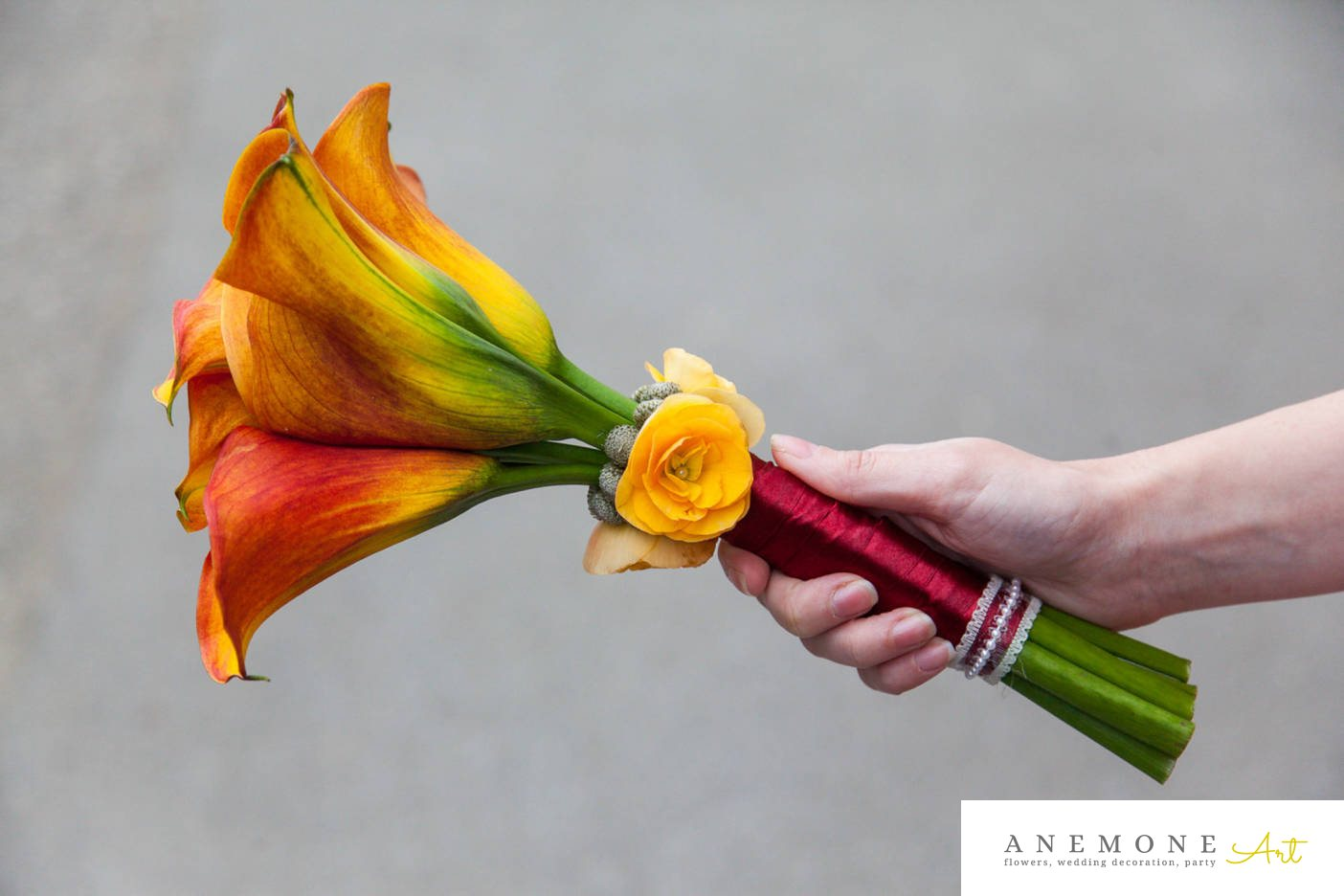 Poza, foto cu Flori de nunta buchet cununie, calla, maner buchet in Arad, Timisoara, Oradea (wedding flowers, bouquets) nunta Arad, Timisoara, Oradea