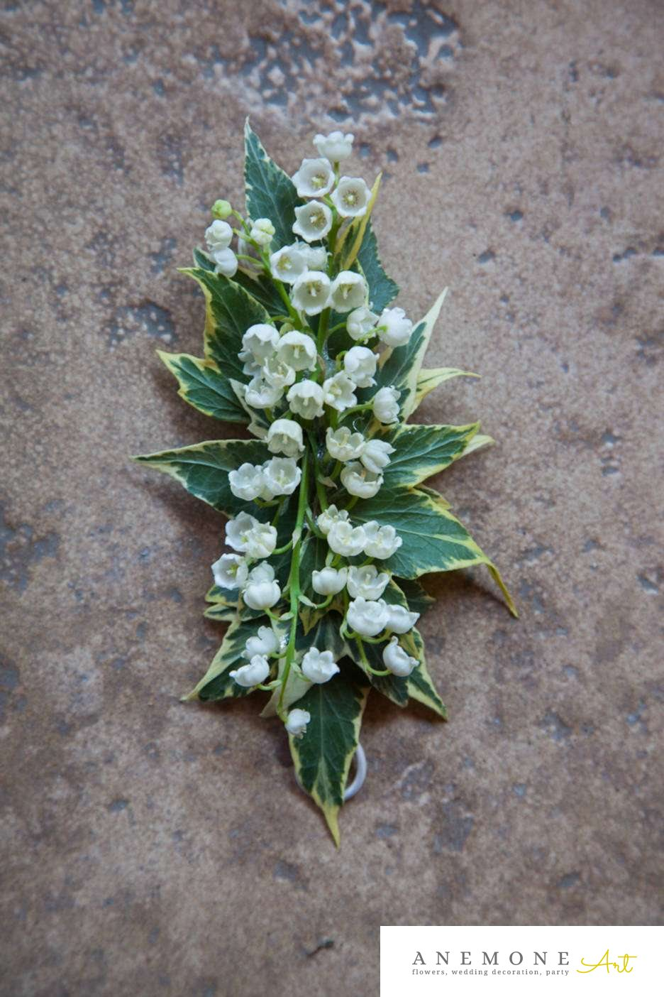 Poza, foto cu Flori de nunta alb, aranjament par, lacrimioare in Arad, Timisoara, Oradea (wedding flowers, bouquets) nunta Arad, Timisoara, Oradea