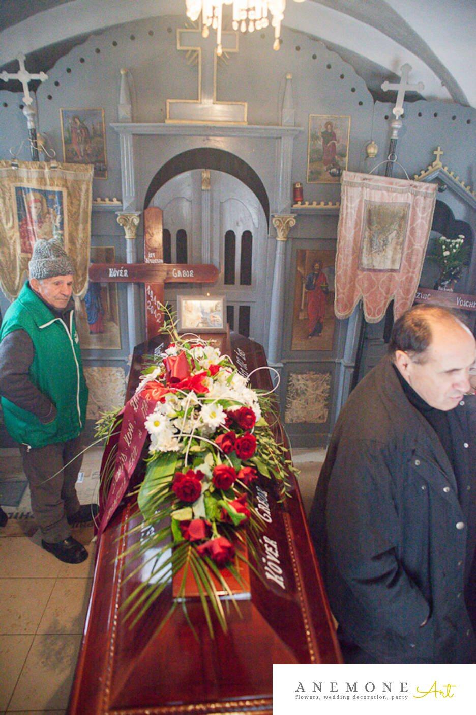 Poza, foto cu Flori de nunta aranjament funerar in Arad, Timisoara, Oradea (wedding flowers, bouquets) nunta Arad, Timisoara, Oradea