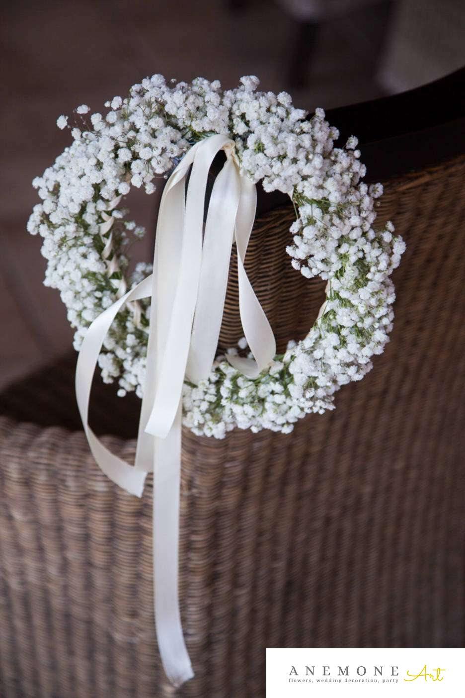 Poza, foto cu Flori de nunta alb, coronita, gipsofila in Arad, Timisoara, Oradea (wedding flowers, bouquets) nunta Arad, Timisoara, Oradea