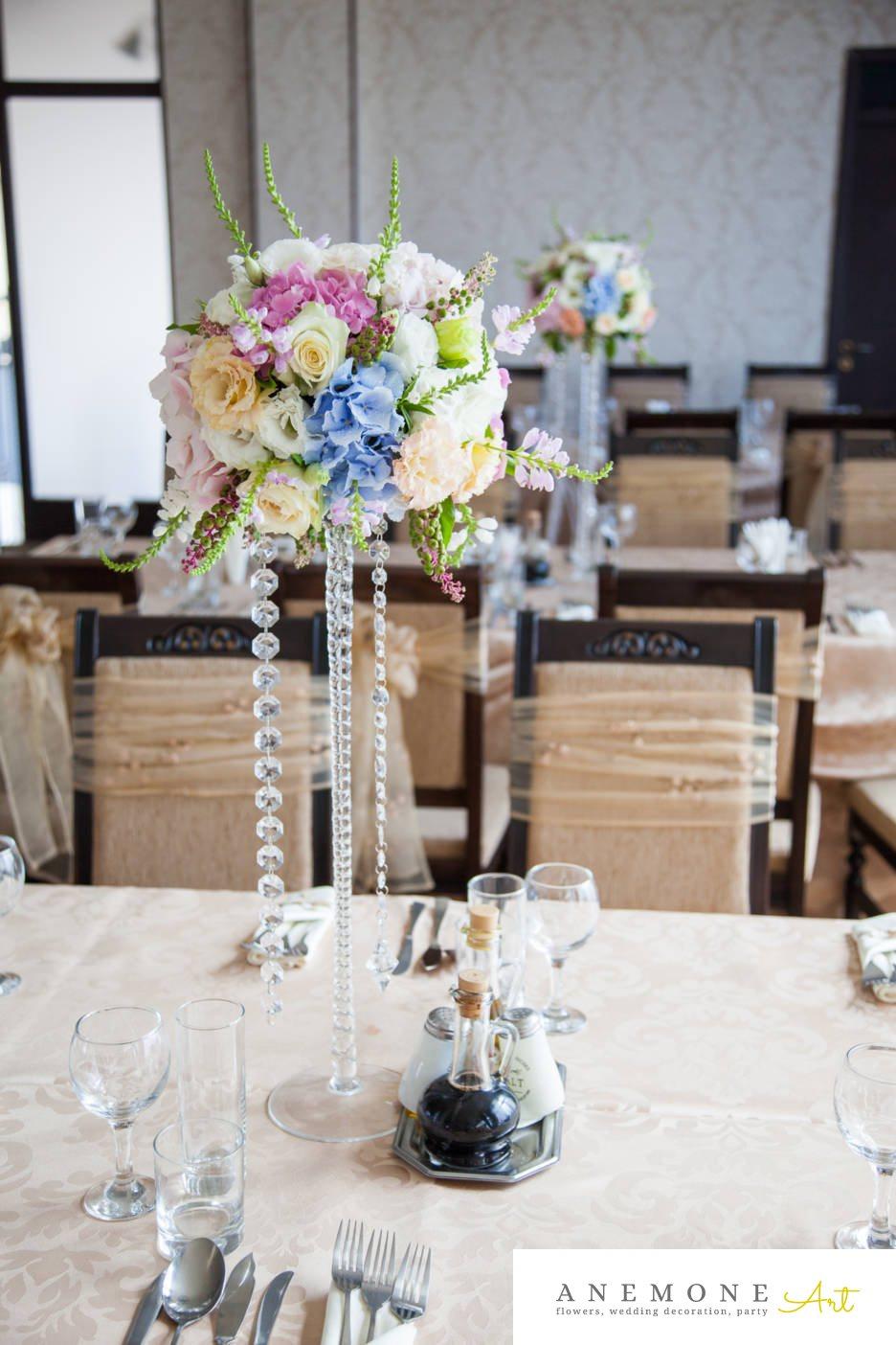 Poza, foto cu Flori de nunta decor masa, hotel miky in Arad, Timisoara, Oradea (wedding flowers, bouquets) nunta Arad, Timisoara, Oradea