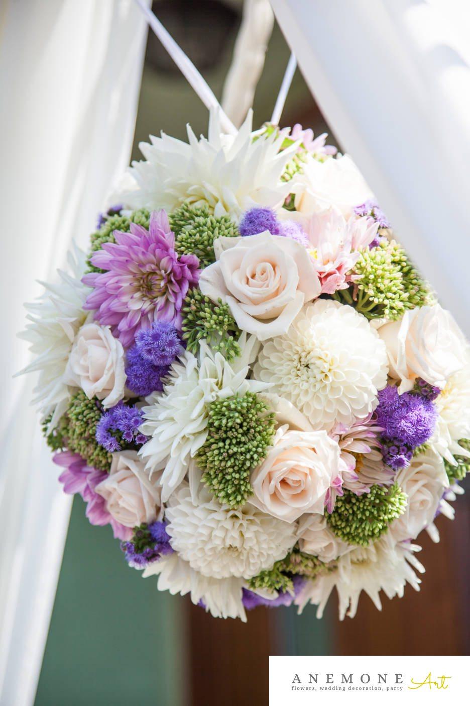 Poza, foto cu Flori de nunta arcada in Arad, Timisoara, Oradea (wedding flowers, bouquets) nunta Arad