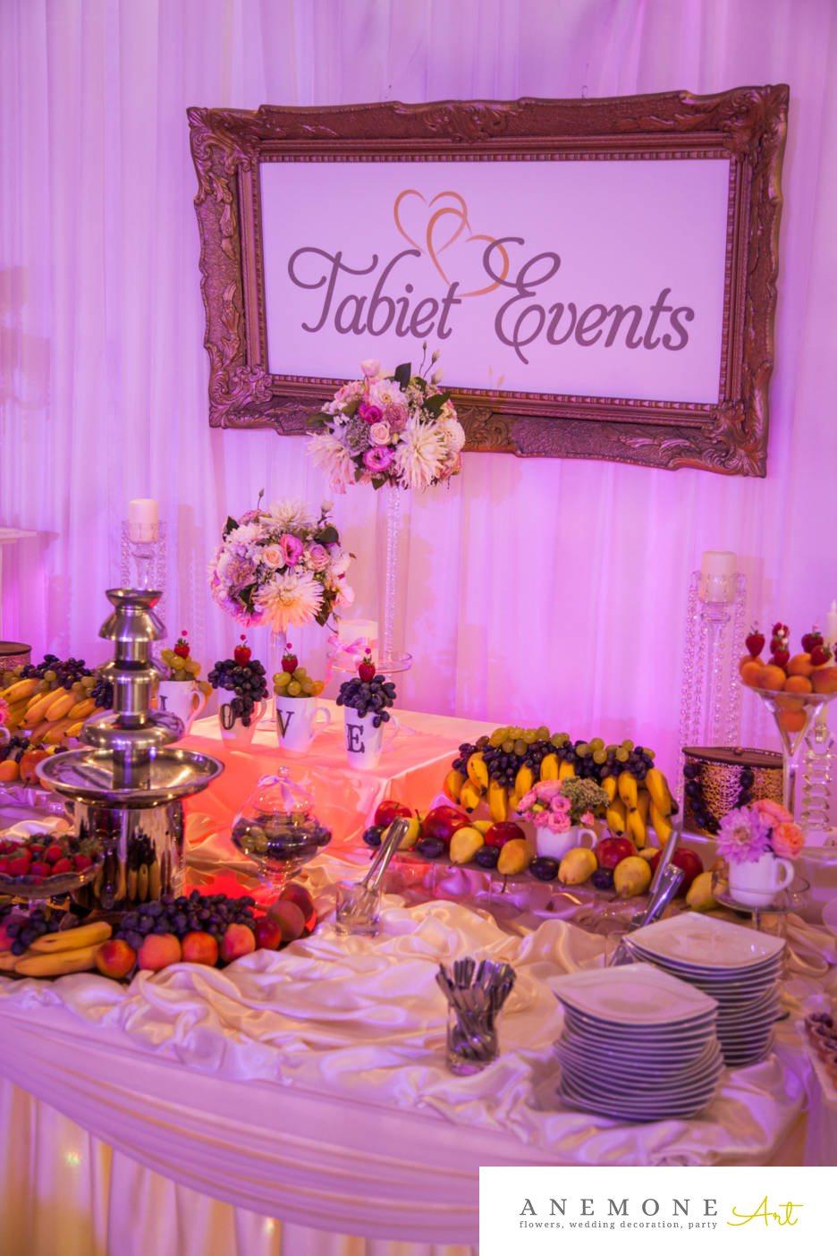 Poza, foto cu Flori de nunta tabiet events arad in Arad, Timisoara, Oradea (wedding flowers, bouquets) nunta Arad