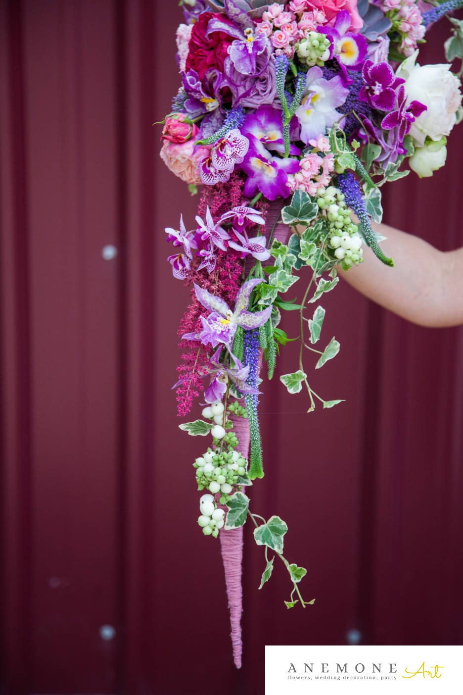 Poza, foto cu Flori de nunta buchet mireasa in Arad, Timisoara, Oradea (wedding flowers, bouquets) nunta Arad