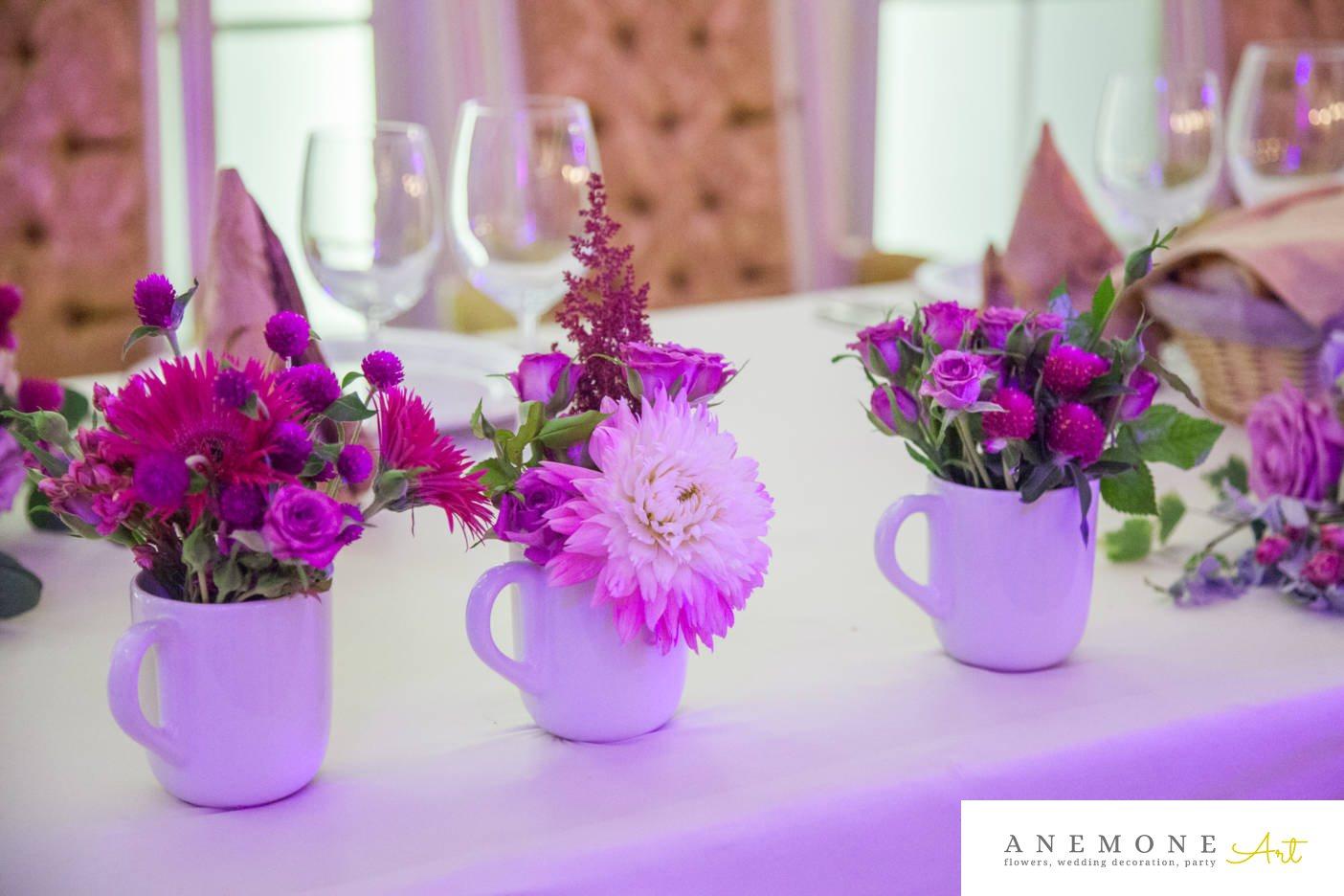 Poza, foto cu Flori de nunta prezidiu, vila carol in Arad, Timisoara, Oradea (wedding flowers, bouquets) nunta Arad, Timisoara, Oradea