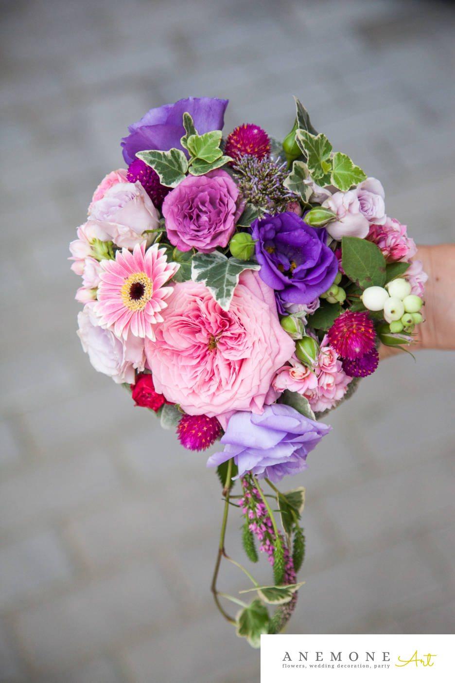 Poza, foto cu Flori de nunta pernita verighete in Arad, Timisoara, Oradea (wedding flowers, bouquets) nunta Arad