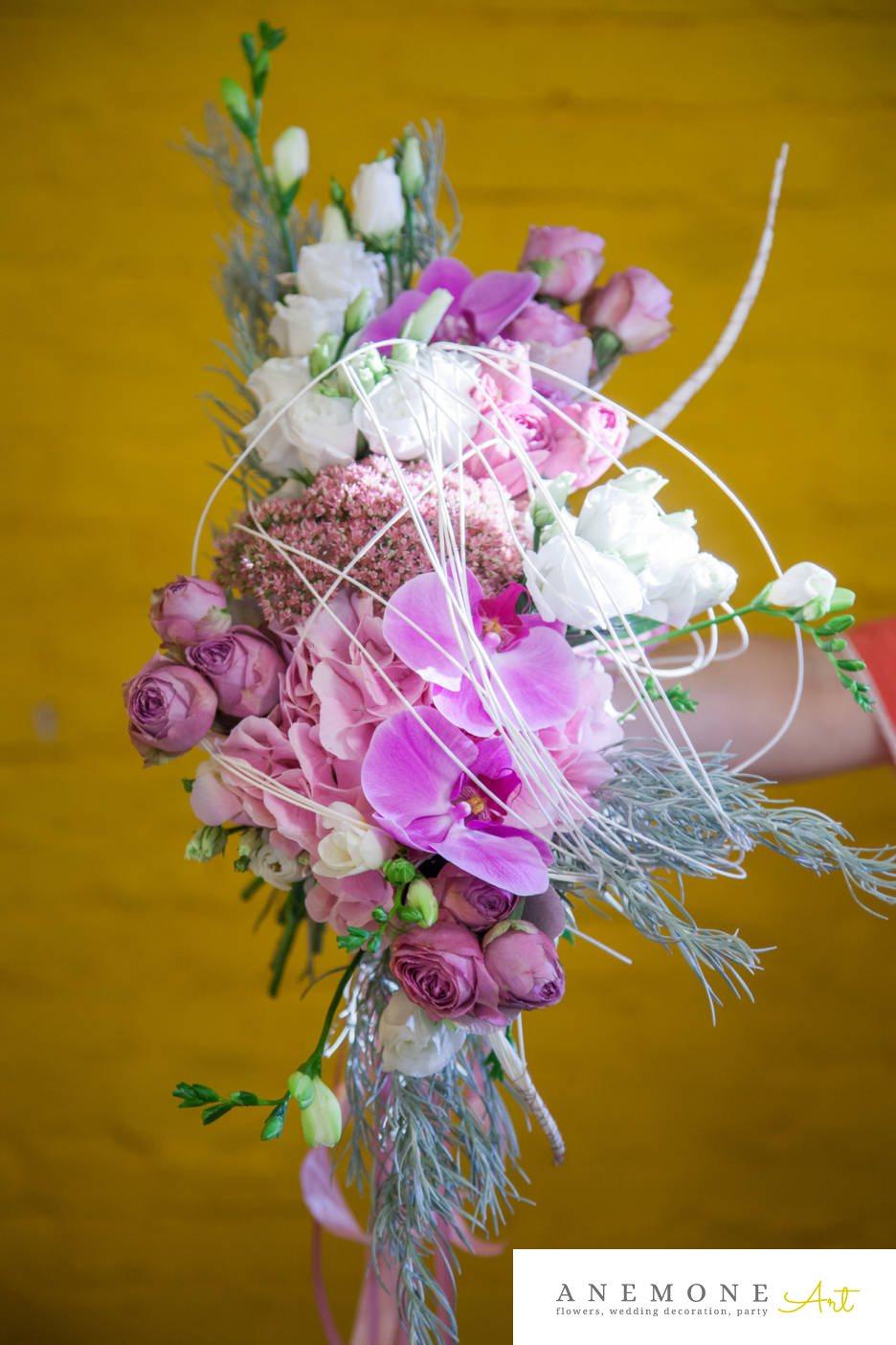 Poza, foto cu Flori de nunta buchet flori in Arad, Timisoara, Oradea (wedding flowers, bouquets) nunta Arad